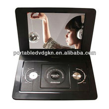 15 inch large screen portable dvd player with tft screen united