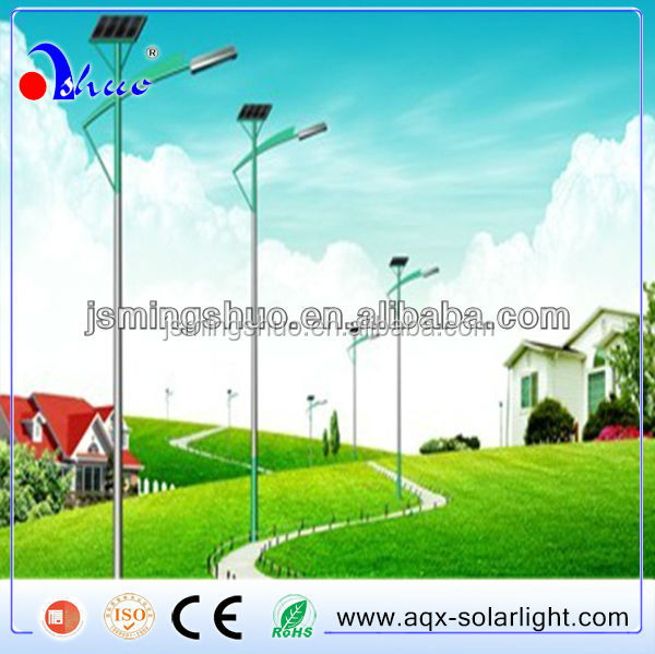 IP67 80W Solar LED Street light,Solar Street Lamp 8m pole