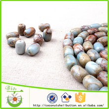 Free sample natural Shoushan gemstone stone loose bead sales