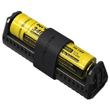Original Nitecore F1 USB charger 18650 battery charger compatible With 26650/18650/17670/18490/17500/17335/16340(RCR123)