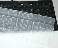 hot sale silicon waterproof keyboard cover