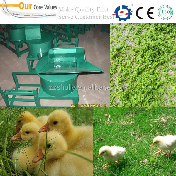 Animal feed processing machinery green feed pulping machine ensilage pulper machine