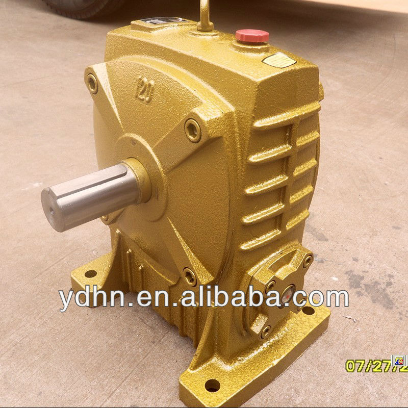 WPA reduction gearbox 100:1 gearbox high ratio