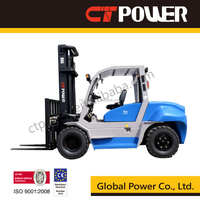 CHINA 7.0T diesel forklift truck