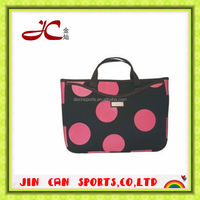 hot sell!12.5 inch laptop bag,neoprene lady laptop bag for the Brazilian World Cup 2016