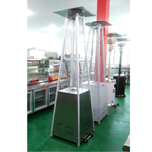 Hot Sale Stainless Steel gas outdoor patio warmer, pyramid patio heater(ZQW-B01)