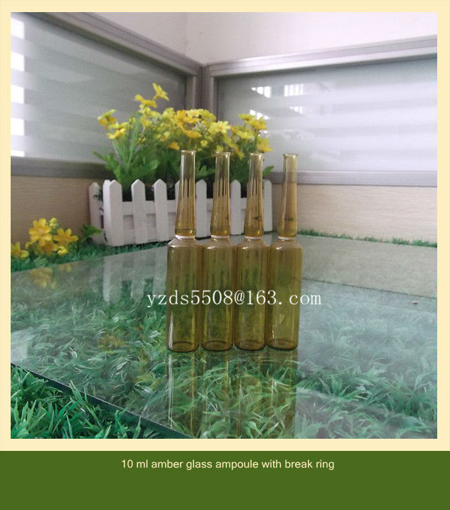 10ml ampoule vial