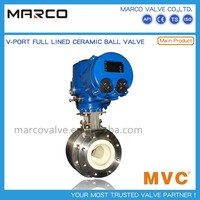 High Quality Manual and Motorized Ceramic Ball Valve