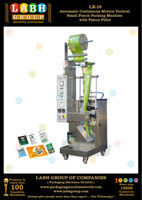 Ready to Drink Juice Sachet Packaging Machine