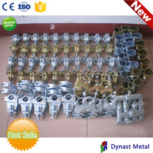 TYPES OF SCAFFOLDING CLAMP COUPLER SCAFFOLDING FASTENERS