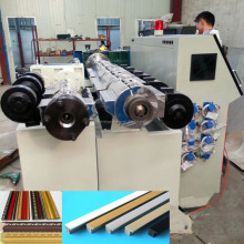 plastic and wooden photo frame making machine
