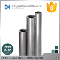 Stable quality warehouse building material seamless stainless steel round tube
