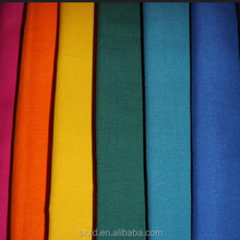 "Hot sale high quality 45s45s 65 polyester 35 cotton 57""/58""/59"" poplin dyed/dyeing fabric"