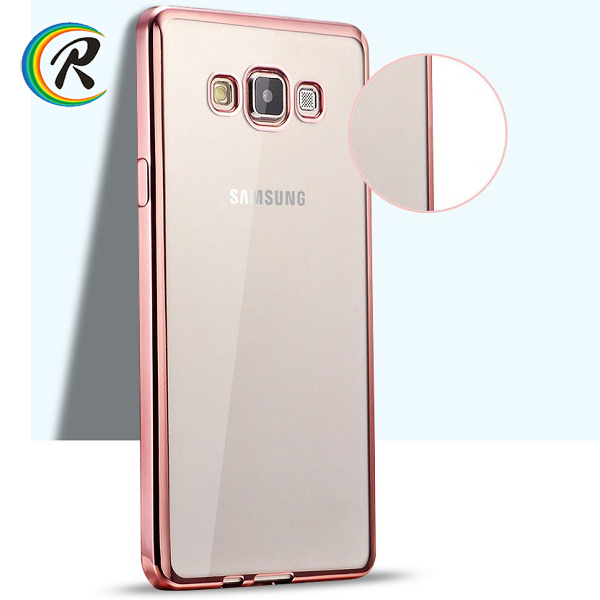 Shenzhen phone case for samsung galaxy s3 i9300 for Samsung Galaxy On5 On7 mobile plating bumper tpu case cover