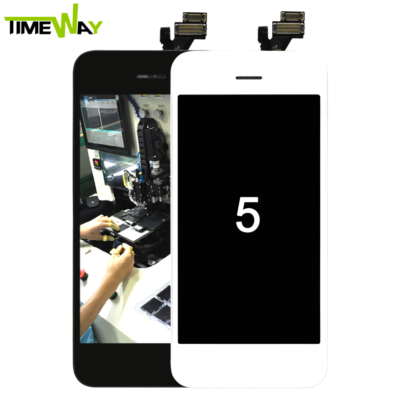 Timeway High copy replacement parts for iphone 5 back cover housing