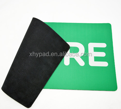 High quality recycled fabric beer mat