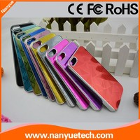 frosted finish Colorful Hard PC case for iphone 5, Professional phone case manufacture