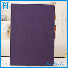 2013 New Luxury Flip Leather Stand Slim Cover Case for Apple iPad Air Ipad 5