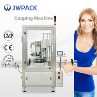 JWPACK FXJ-1 (DY) Automatic Single-head Capping Machine/2016 New Product