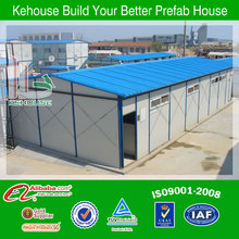 Prefabricated sandwich panel family living low cost steel building hotel