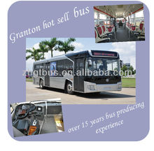 new designed LNG city bus for urban public transportation city bus GTZ6117