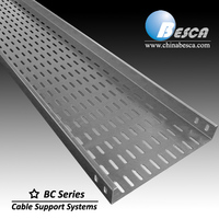 gi perforated cable tray price