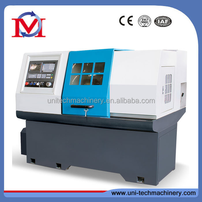 China high precision mini cnc lathe machine