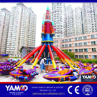 2015 hot selling amusement equipment mechanical machine self-control plane children games for sale