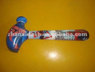 2013 New Design Product Inflatable Hammer Toys For Kids