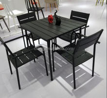 steel frame metal garden sets table and chair outdoor