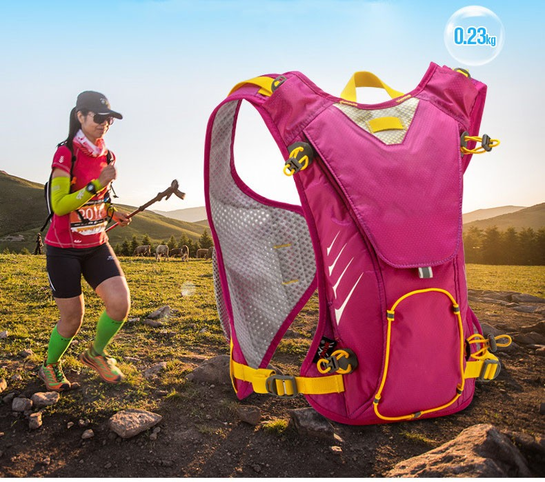 Custom Hydration Pack Cycling Running Hydration backpack with water bladder