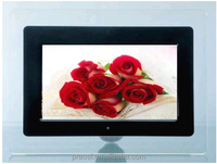 Hotsell 10 inch HD LCD Digital Photo Frame for Christmas and New Year gifts promotion