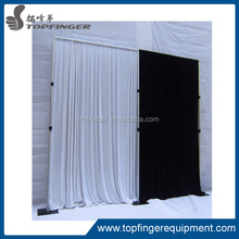 Cheap price wedding backdrop kit with decoration and design