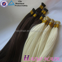 Wholesale Remy Hight Grade Hair micro ring loop hair extensions 1g gram