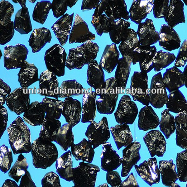 Synthetic black & amber CBN diamond powder