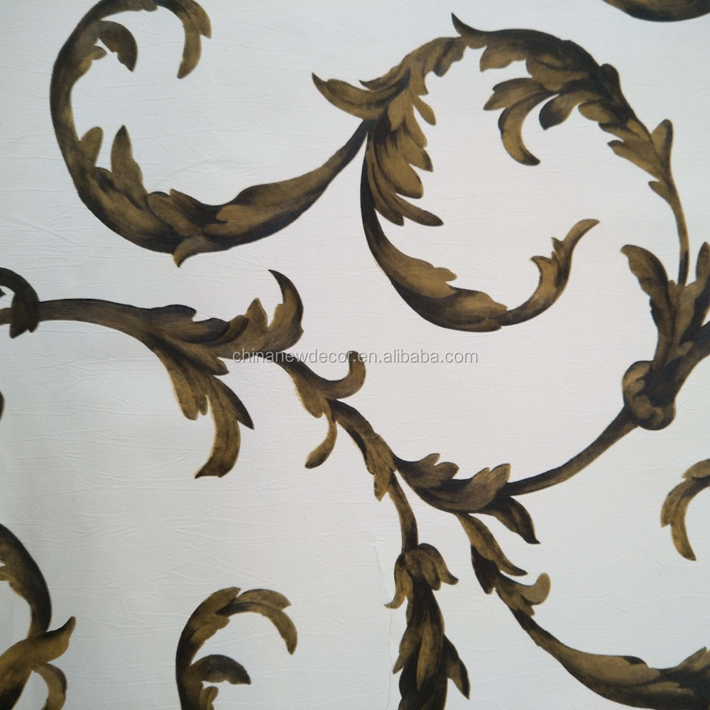 new design wallpaper pvc non woven home decoration wallpaper shandong suppliers