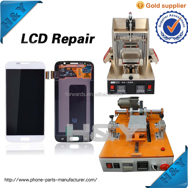 The broken lcd screen refurbish service,tested by motherboard lcd for samsung S5 broken lcd display