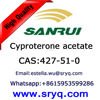 API-Cyproterone acetate, High purity cas 427-51-0 Cyproterone acetate