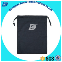 OEM manufacturer Eco-friendly High quality custom small cotton drawstring bags