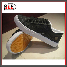 2015 hot sell trade spring and summer fashion men's canvas shoes