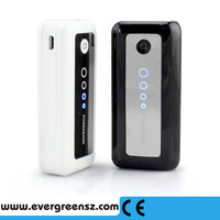 Consumer Electronic Mobile Charger Portable 4800mah
