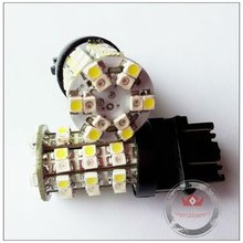 hot sales 7443 60SMD tail light socket 12v