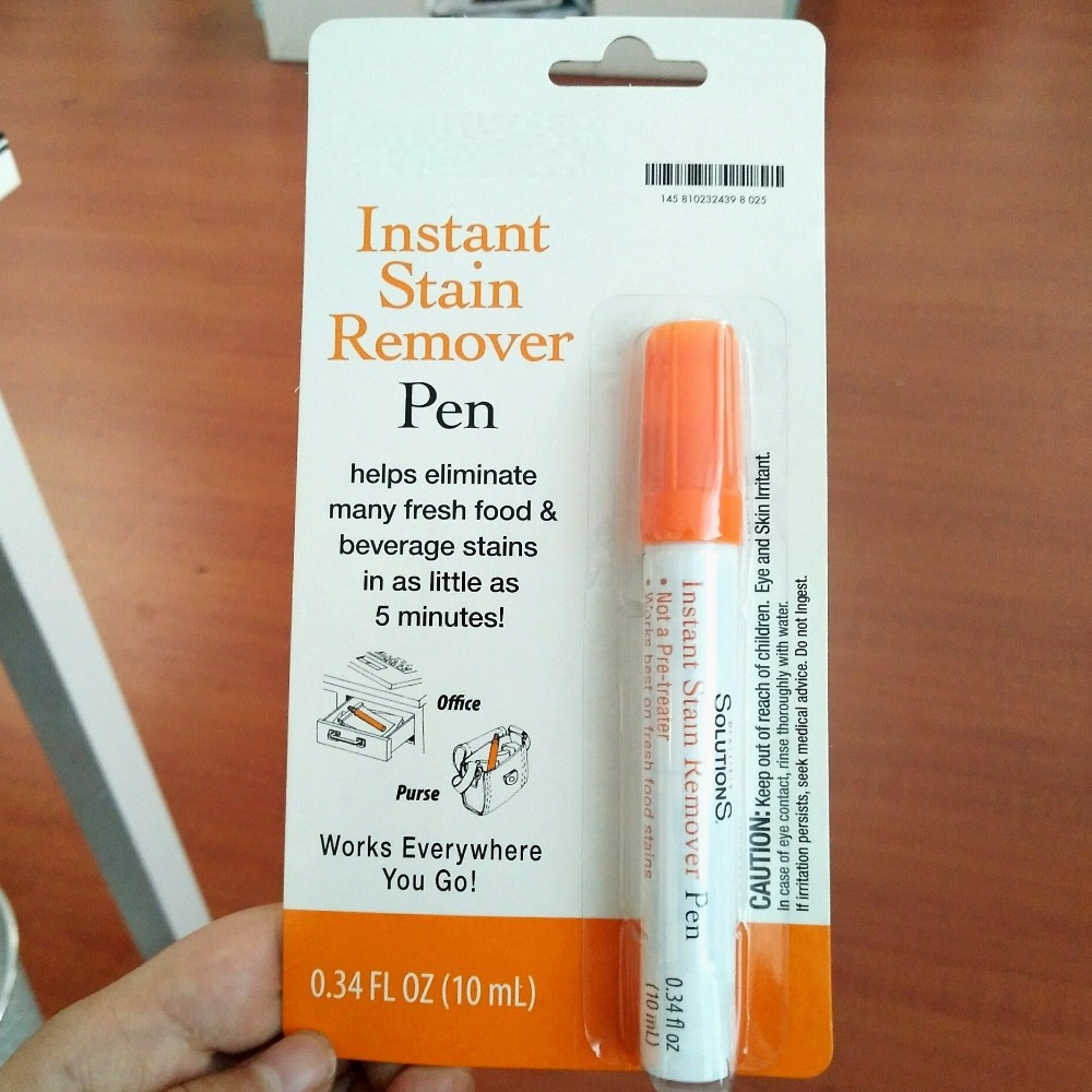 10ml Instant Stain Remover Pen with Full Color Printing