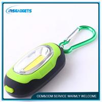 LED Work Light Carabiner key chains, T0C Carabiner keychain, light led keychain