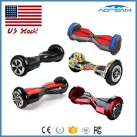 6.5inch/8inch/10inch 2 Wheel Electric Standing Scooter with Samsung Battery in American Warehouse