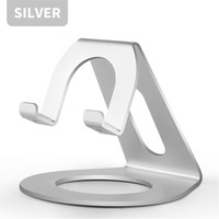 2017 Trending Hot Products China Low Price Mobile Accessories Pure Aluminium Tablet Holder Desk Phone Holder Stand