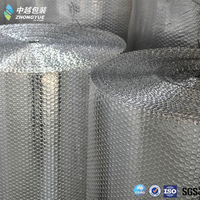 MPET Laminated Air Bubble Film Heat Insulation Rolls