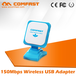 Hot Sell COMFAST CF-WU670N 150Mbps High Power wireless adapters/wifi usb adapter