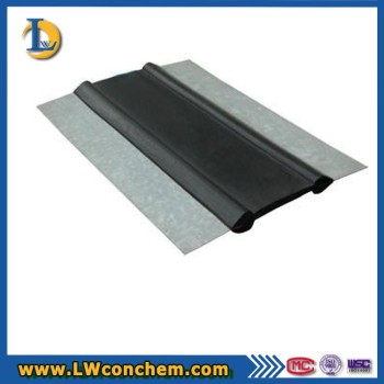 Thickness 3-10mm Steel Edge Rubber Waterstop Belt For Concrete Water Stop Seal