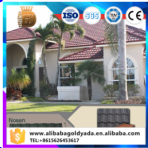 colorful stone coated metal building material cheap roofing shingles specification aluminium zin materials interlocking tiles